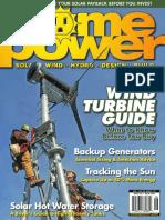 Home Power Magazine 131