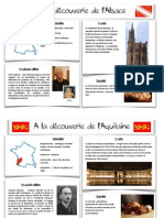 FLE les régions françaises