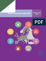 Gender Equality Index 2017-Methodological Report