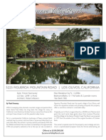 Sycamore Valley Ranch Brochure