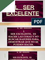 Taller de Lideres_ser Excelente_ucv