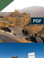 Nabatean and Movenpick Hotels