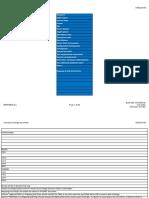 IDOC Characteristics