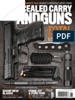 Concealed Carry Handguns December 2017