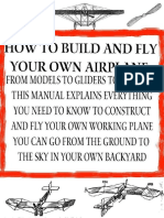 463qw.how.to.build.and.Fly.your.Own.airplane..Ultralight.aircraft..Build.your.Own.biplane