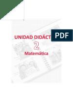 4 Unidad Didactica Mate u2 3grado