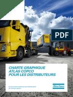 Atlas Copco Brand Identity Manual for Distributors - 2014 French