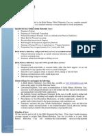 Birthmatters Contract 2015