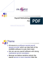 Payroll Methodology