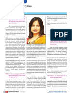 Karuna Gopal Interveiw Urbana World Smart Cities Magazine