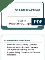Pressure Sensor Lecture