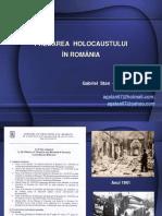 Prez Holocaust Rom 2003