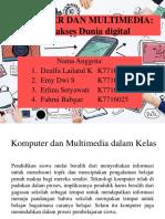 Komputer Dan Multimedia