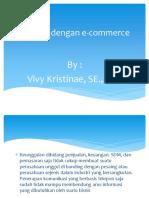 Inovasi Dengan E-commerce Pertemuan 5