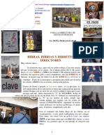 Birras, Birrias y Birretes Directores Gente en Burgos