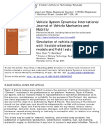 Vehicle System Dynamics
