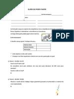 Peddypaper - Questões 2