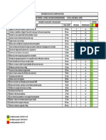 Check-list Planeacion y Organizacion