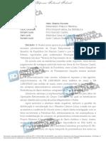 Exclusivo – Processo onde Cassol é acusado de receber propina de R$ 2 mi para favorecer Santo Antônio será julgado em Rondônia