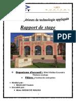 RAPPORT de STAGE1 (Autosaved) (Autosaved)