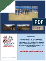 01.- Informe Topografica Chuya