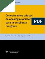 Conocimientos Básicos de Oncología Radioterápica