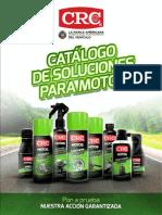 Catalogo CRC de Soluciones Para Motos