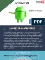 Hash Keep