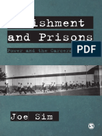 Joe Sim-Punishment and Prisons _ Power and the Carceral State-SAGE (2009)