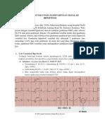 Gambaran Ekg Pada Pasien Dengan Masalah Hipertensi