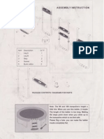 Atlantictrampolines  Ladder Instructions Pt2
