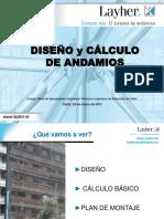 Diseño y Calculo de Andamios