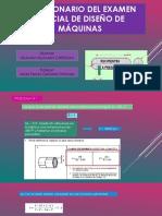 Solucionario de Examen Parcial de Diseño de Maquinas
