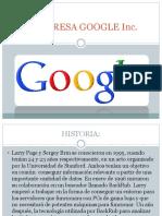 Empresa Google Inc