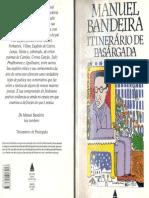 Manuel Bandeira - Itinerário de Pasárgada