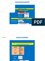 Informe - Diseño de Carretera