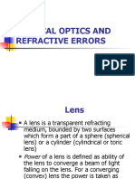 Clinical Optics and Refractive Errors 09