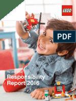 LEGO Responsibility Report 2016