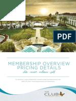 Membership Opportunities 2018