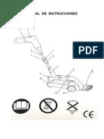 Manual Tijera Cortapasto