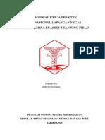 Proposal Kp Tanjung Herry
