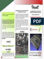 Brochure Drone Con Software Libre