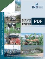 Manual Del Encuestador Enapres 2010