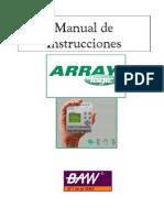 Manual de PLC Array- español