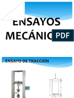 ensayos mecanicos tecsup
