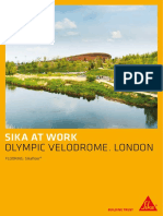Olympic Park Velodrome, London