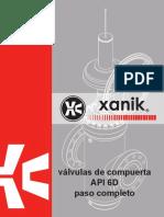 API 6D Through-Conduit ESP X