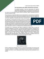 Tarea 10. Instrumentos de Medicion en Aeronautica