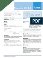 Basf Dry Vitamin E-Acetate 50 Dc Pds