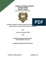 Produccionorganicadetomate(LycopersiconesculentumMill)Bajo
